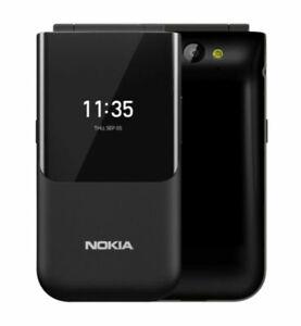 Nokia 2720 Flip (schwarz) Klapphandy mit 2 Displays, 4 GB+512MB RAM OVP