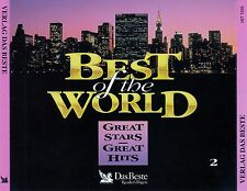 Best of the World 2-Great Stars Great Hits/2 CD-set-top-stato