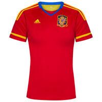 Spanien adidas Campeon V Damen Trainings Trikot Sport Shirt U38307 Gr. L rot neu
