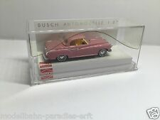 Busch Borgward Isabella Coupe pink in OVP (PC1343)
