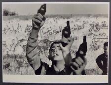 Larry Towell - World Press Photo 1993 - Gaza Palestiniens - First Intifada -