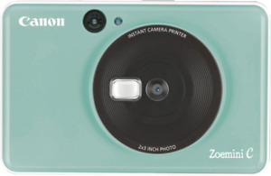 Canon Zoemini C Mint-Grün Digitale Sofortbildkamera & Photo Printer