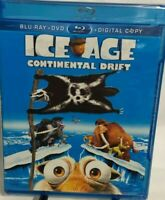 Ice Age: Continental Drift (New,  Blu-ray+ Digital Copy) Region A, Widescreen