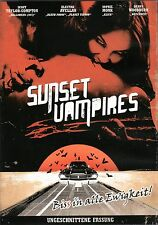Sunset Vampires , Life Blood , 100% uncut , NEW , english and german audio