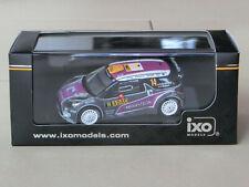 Citroen DS3 WRC - ADAC Rallye Deutschland # 14 P. Van Merksteijn 1:43 IXO RAM480