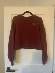 Under Armour Cropped Jumper