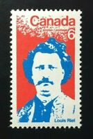 Canada #515 MNH, Louis Riel Stamp 1970