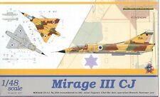 Eduard 1/48 Model Kit 8494 Dassault Mirage IIICJ Weekend Edition C