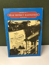 More details for memories of a peak district railway by jack merrett paper back book
