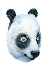 Panda Bear Mask Halloween Costumes Adult Mens