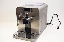 Gaggia Brera Silver Automatic Espresso / Coffee / Cappuccino Machine