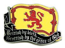 Scotland Belt Buckle Lion Rampant Flag Scottish Patriot Authentic Dragon Designs
