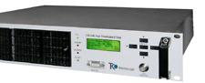 BROADCAST FM TRANSMITTER  SENSOR 2000W - FM PROFESSIONAL RADIO  EQUIPMENT