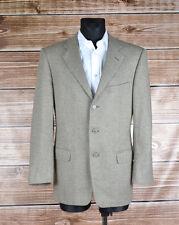 Ermenegildo Zegna Vintage Men Jacket Blazer Size 50, Genuine
