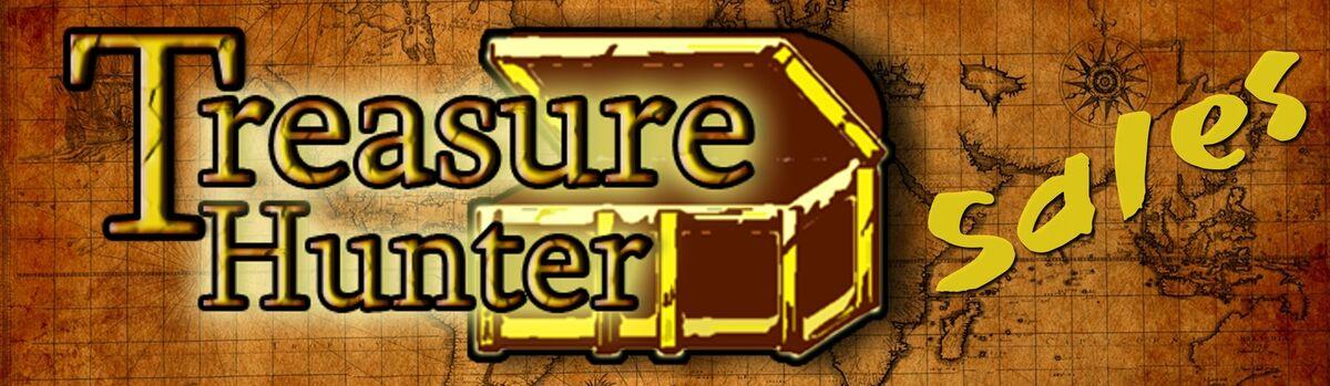 Treasure Hunter Sales