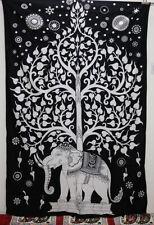 Indian Mandala Tapestry Twin Gypsy Throw Bedspread Decor Hippie Wall Hanging 002