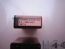 Relais, Printrelais 12VDC, 250vAC 8A (30 Stück)