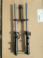 KYMCO 125 CK1 FRONT SUSPENSION FORKS  AND SPINDLE