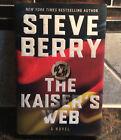 The+Kaiser%27s+Web+%28Cotton+Malone+Series+%2316%29+Steve+Berry+%282021%2C+Hardcover%29+1st+Ed