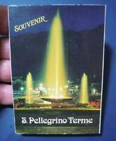 SOUVENIR DI SAN PELLEGRINO TERME - VINTAGE -