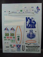 DECALS 1/324 ASTON MARTIN DBR9 LMGT1 - #66 - LE MANS 2009  - COLORADO 32153