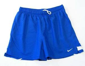 Nike Dri Fit Blue US Game Athletic Shorts Youth Girls NWT