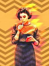 TWIN Peaks Audrey Horne POSTER di David Lynch ART 18x24
