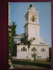 POSTCARD USA PLYMOUTH - MASSACHUSETTS - CHURCH OF THE PILGRIMAGE