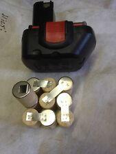 1 Bloc hilti  batterie Bosch,spit 12V 1,5 Ah akku batteria battery cells D23 L33