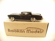 Brooklin Models - 11 Lincoln Continental Mark II Coupé 19- 1/43 en boîte
