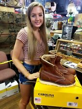 Carolina Work Boots 10 D CA7501 Safety Toe Made In The USA