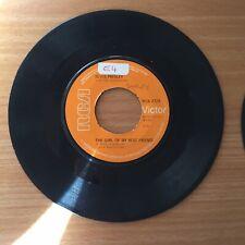 """Elvis Presley - The Girl Of My Best Friend 7"""" Vinyl"""