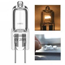 M30 20 Watt 6 Volt G4 HLX Halogen Lamp 20w 6V Capsule Bulb Microscope Bulb TP