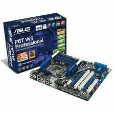 ASUS P6T6 WS Revolution x58 placa X5650 LGA1366 CPU X58 DDR3 Sli Intel