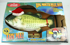 Big Mouth Billy Bass The Singing Twas the Night Original Box Christmas Holiday