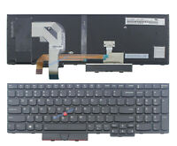 Original New For Lenovo IBM ThinkPad T580 20L9 20LA US Black Keyboard backlit