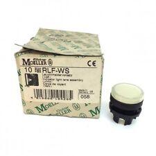 Indicator Light Lens RLFWS Moeller White RLF-WS