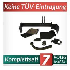 Für Alfa Romeo 147 00-10 Kpl. Anhängerkupplung starr+E-Satz 7p