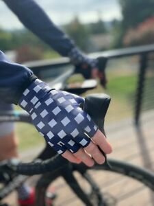 Castelli Aero Race Glove, Size Large, Navy Blue