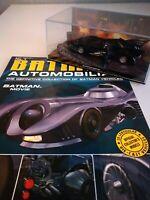 *NEW* Batman Eaglemoss Automobilia Collection No.1 BATMAN MOVIE 1989 & Magazine