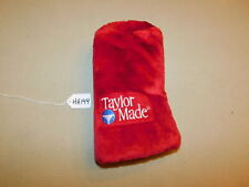 New TaylorMade Wood/Small Driver Red Fur Headcover Hh144