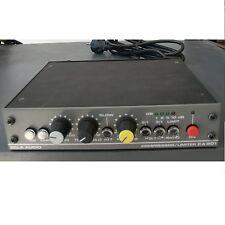 EELA AUDIO EA801 easy to use general purpose compressor/limiter