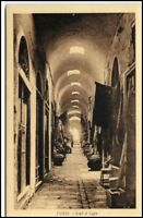 AFRIKA Africa TUNIS Souk el Leffa Postcard AK ~1910/20