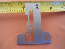 NEEDLE THROAT PLATE SINGER SERGER SEWING MACHINE 14U, 14U13, 14U53  #412786