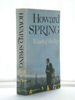 Howard Spring - Winds Of The Day 1st Edition 1964 HB DJ