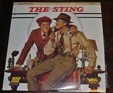 """THE STING"" LASER DISC ROBERT REDFORD & PAUL NEWMAN RARE COPY"