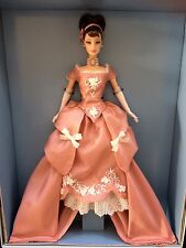 Superbe Barbie collection Wedgwood rose Neuve en boîte NRFB Mattel 2000