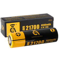 Avatar® AVB 21700 4000mAh High-Drain Battery | Vaping | UK STOCK | 100% Genuine