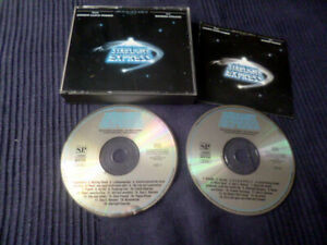 2xCD Starlight Express LIVE ALBUM BOCHUM Musical Complete Recording STELLA used