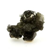 Quartz chloriteux + Titanite. 60.9 cts. Massif du Mont-Blanc, France. Ultra rare